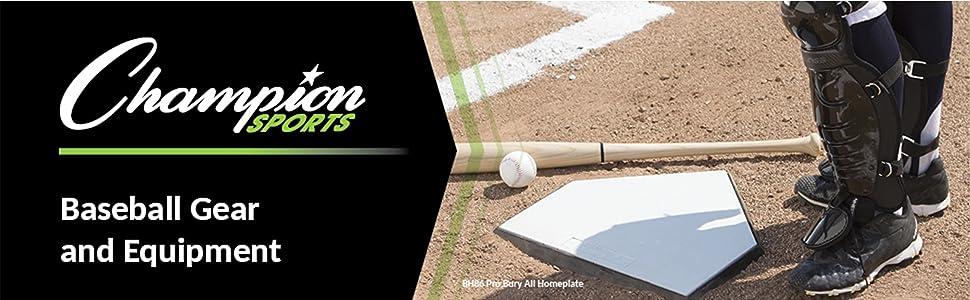 Champion Sports Baseball Gear