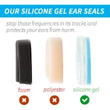 Silicone Gel Ear Seals