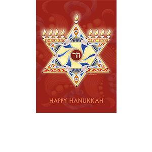 Happy Hanukkah Boxed Holiday Greeting Cards