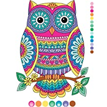 gel pens for girls, gel pens for kids, girl coloring books, girls arts and crafts, girls notebook