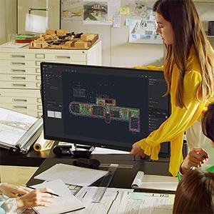 LG-display perfect voor architecten