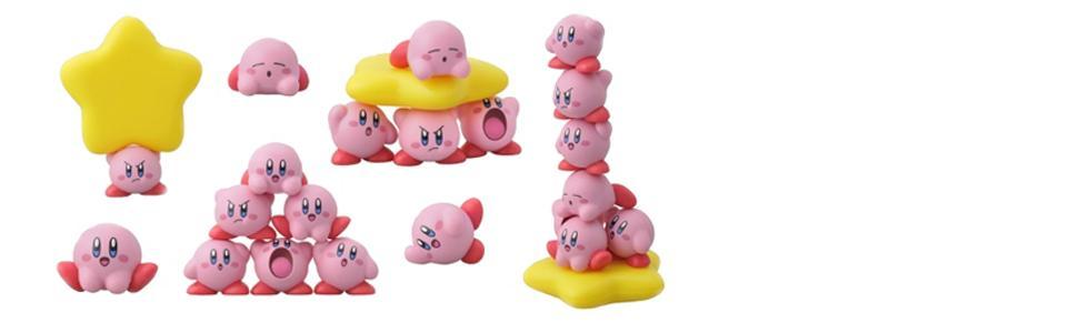Echt Ensky Kirby Adventure Anreihbares NOS-20 Nosechara Pupupu Tasche Plüsch Toy