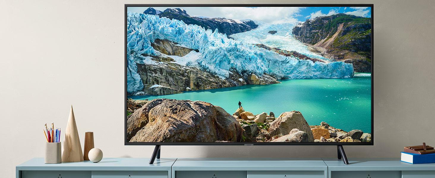 Samsung RU7179 147 cm (58 Zoll) LED Fernseher (Ultra HD