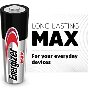 Long lasting Max for your everyday devices