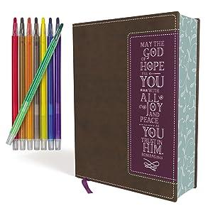 Coloring Bible, Bible Gift,