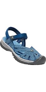 women's sandals closed-toe water beach casual hiking