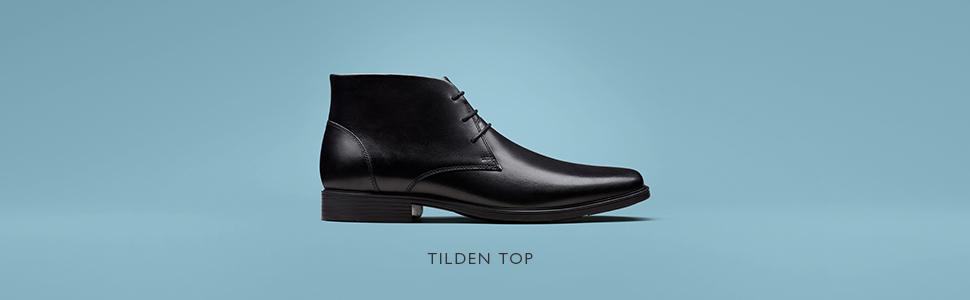 42dc6dfce2179 Amazon.com  CLARKS Men s Tilden Top Fashion Boot  Shoes