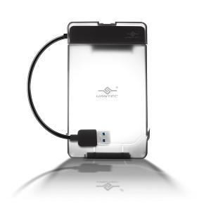 """2.5"""", SATA, Portable, enclosure, case, adapter TB, GB, USB 3.0, UASP"""
