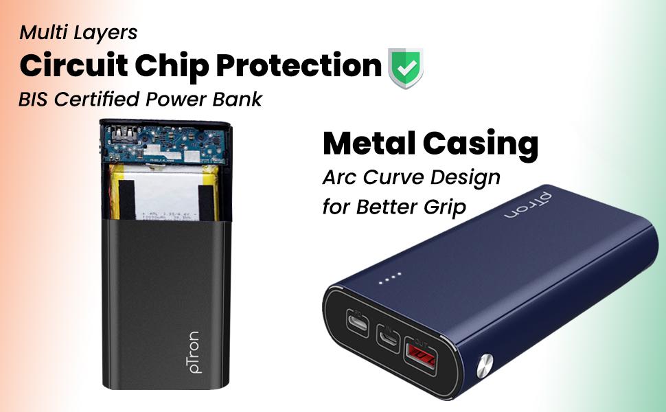 dynamo zip type c power bank