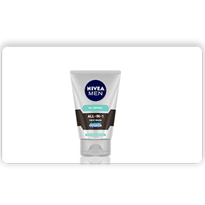 NIVEA MEN ALL-IN-1 FACE WASH