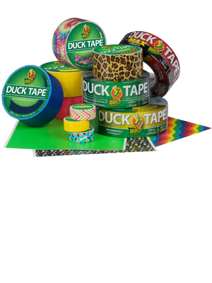 Duck Tape patterns and styles
