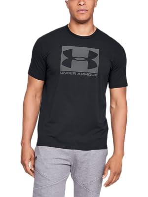 T-shirt à manches courtes UA Boxed Sportstyle pour homme