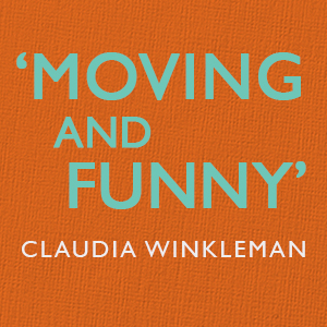 Life In Pieces, Dawn O'Porter, non-fiction, so lucky, the cows, sunday times bestseller, comedy