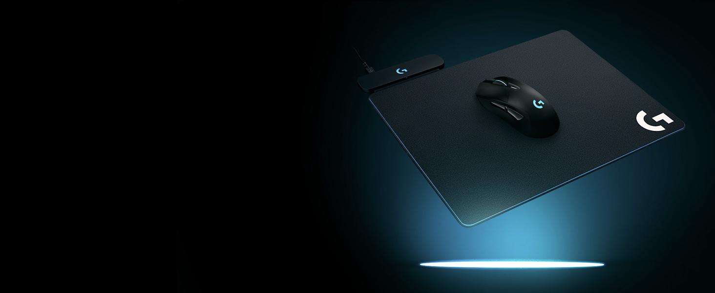 60d2c294254 Amazon.com: Logitech G Powerplay Wireless Charging System for G703 ...