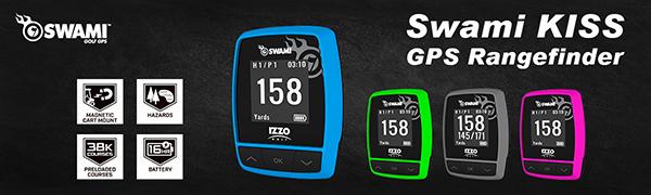 Swami KISS Handheld GPS Rangefinder