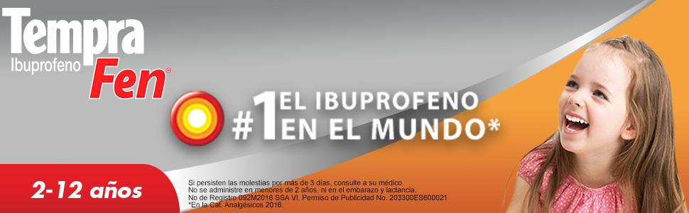 tempra, ibuprofeno, paracetamol, pediatra