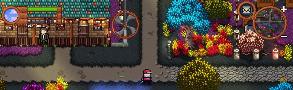 Harvest Monster Nintendo Switch