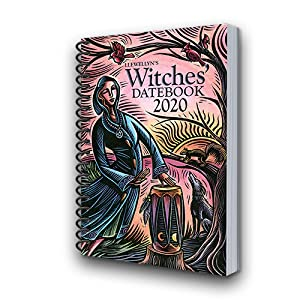 Llewellyn's 2020 Witches' Datebook: Rainbow Wolf, Charlie, Tipton ...
