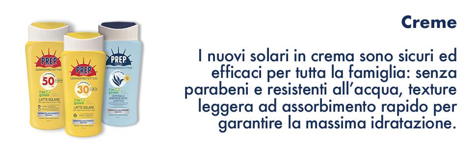 creme solari