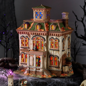 Department 56 Snow Village Halloween Meticulously Crafted