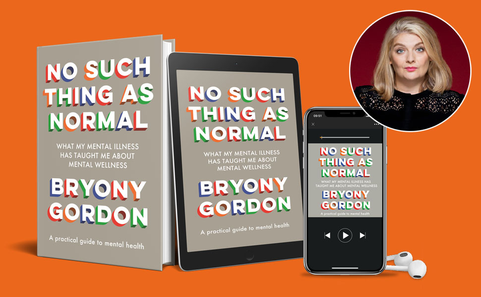 Bryony Gordon No Such Thing as normal