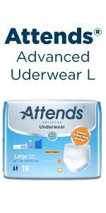 APP Attends Advanced Underwear