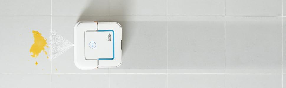 iRobot Braava jet 240, el mejor robot friegasuelos para cocinas y baños