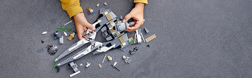 LEGO, Star Wars, toys