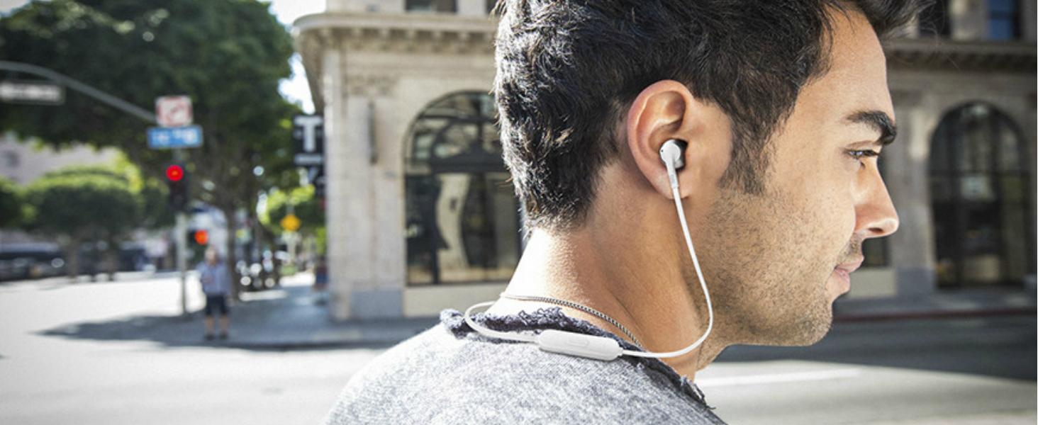 ce16171ba19 JBL TUNE 205BT Wireless In-Ear Earbud Headphones with: Amazon.co.uk ...