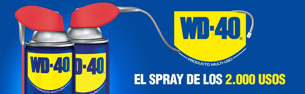 Wd-40 34302 Lubricante, Color unico, 200ml: Amazon.es: Belleza