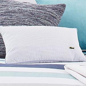 lacoste comforter; lacoste duvet; blue comforter; striped comforter; blue duvet; striped duvet