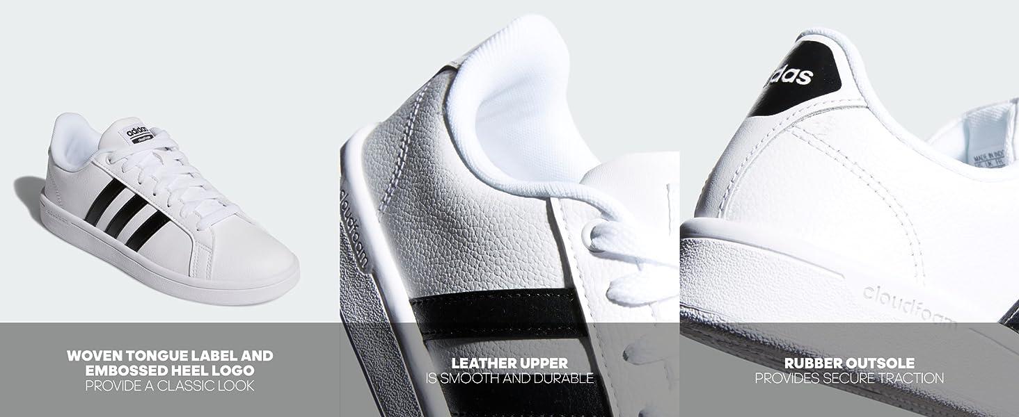 adidas cloudfoam advantage stripe women