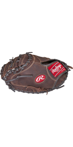 Player Preferred Adult Baseball/Softball Catchers Glove, 33 inch