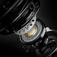 Next-gen 50mm directional drivers pump out crisp audio