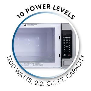microwave, microwave oven, compact microwave, countertop microwave, cosmo, cosmo microwave, BIM22SSB