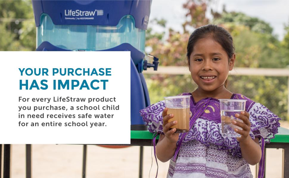 lifestraw impact