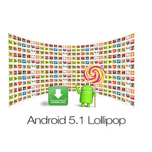 Unlimited Applications with Android 5.1 OS