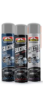 silicone limpeza lubrificante ressecamento protecao automotivo