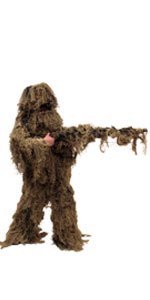 Youth ghillie