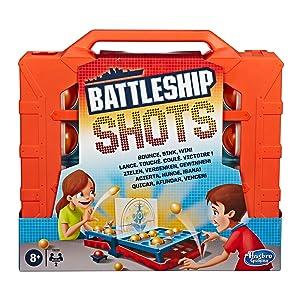 battleship shots game; battleship board game; battleship game; hasbro games; board games