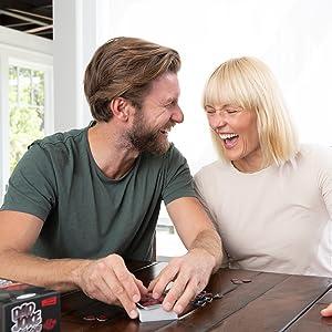 Dad Joke Face-Off: After Dark game play
