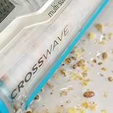 Bissell Crosswave Aspiradora escoba, 510 W, 0.82 Liters, 80 ...