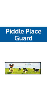 Piddle Place protective guard dog potty training
