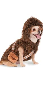 Chewbacca Pet Costume
