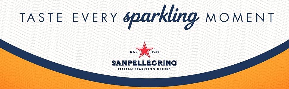 Taste Every Sparkling Monet ISD SFB S.Pellegrino