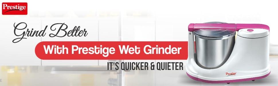 Prestige Wet Grinder