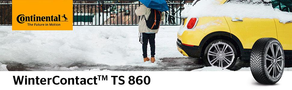 Continental Wintercontact Ts 860 M S 175 65r14 82t Winterreifen Auto