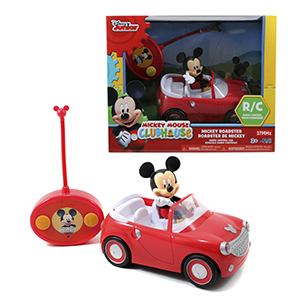 mickey clubhouse disney radio control rc roadster car vehicle