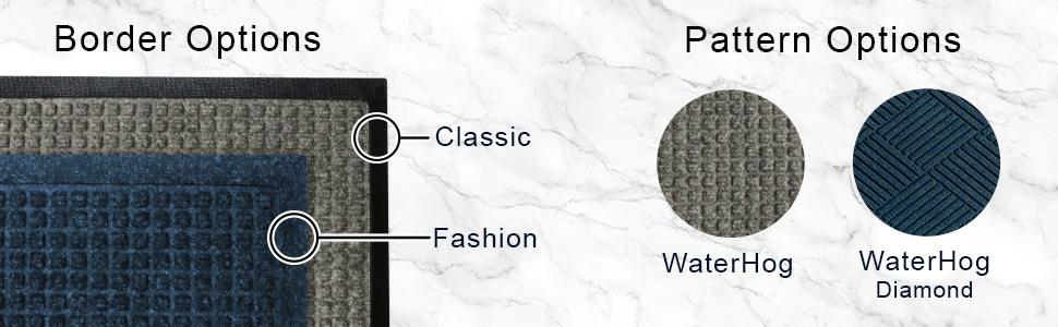 WaterHog Mat, Indoor Mat, Outdoor Mat, Water proof Mat, Durable Mat, Diamond Pattern Mat