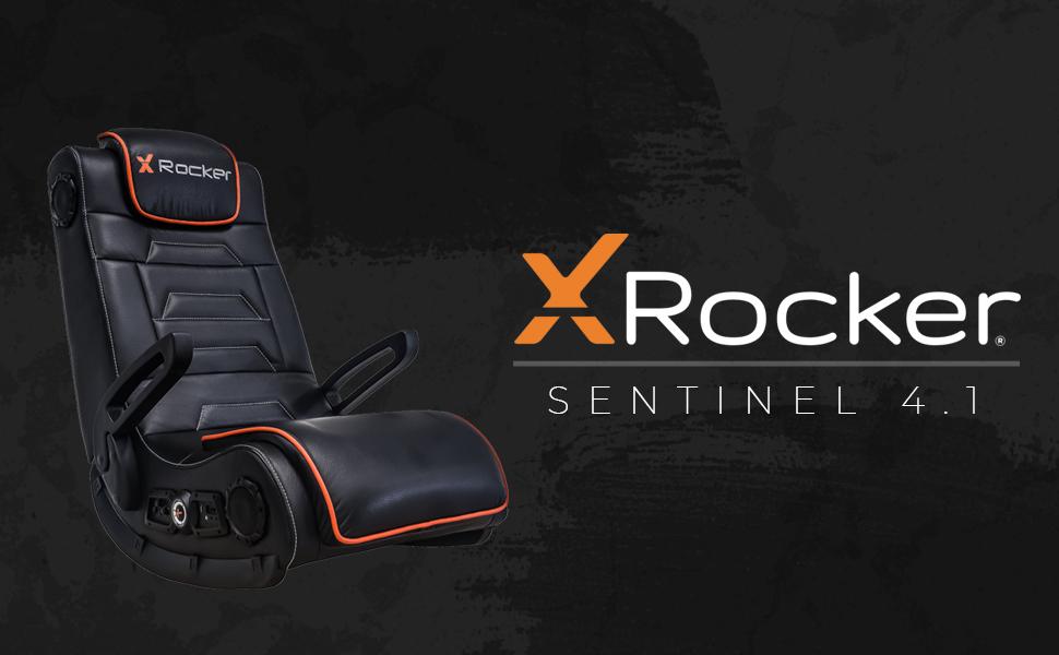 X Rocker G-Force 2.1 Fu/ßboden Rocker